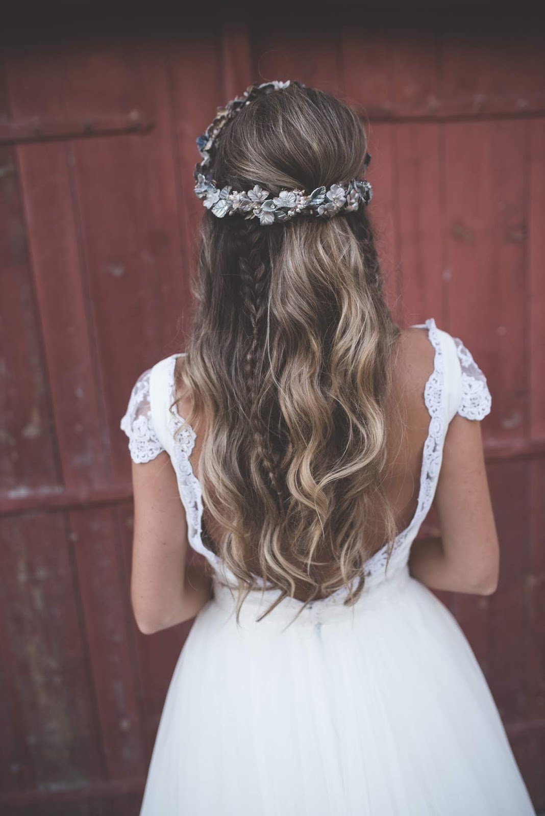 tendencia peinados novias 2019