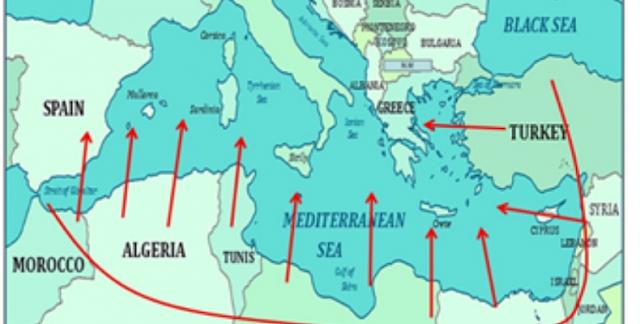 """""""Σχέδιο Ερντογάν"""" που ξεπερνά κατά πολύ την Ελλάδα"""
