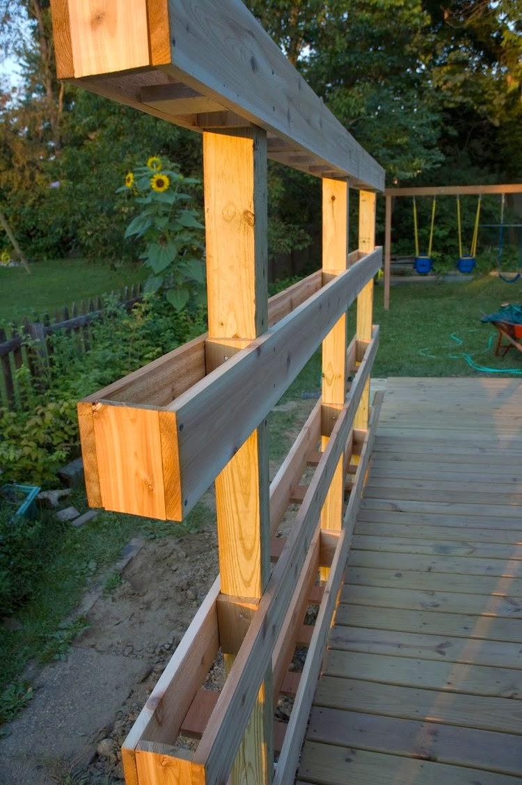 Vertical gardening planters ideas #Container_gardening ...
