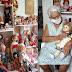 'Eu me sinto bem com elas', diz idosa que tem coleção de 200 bonecas