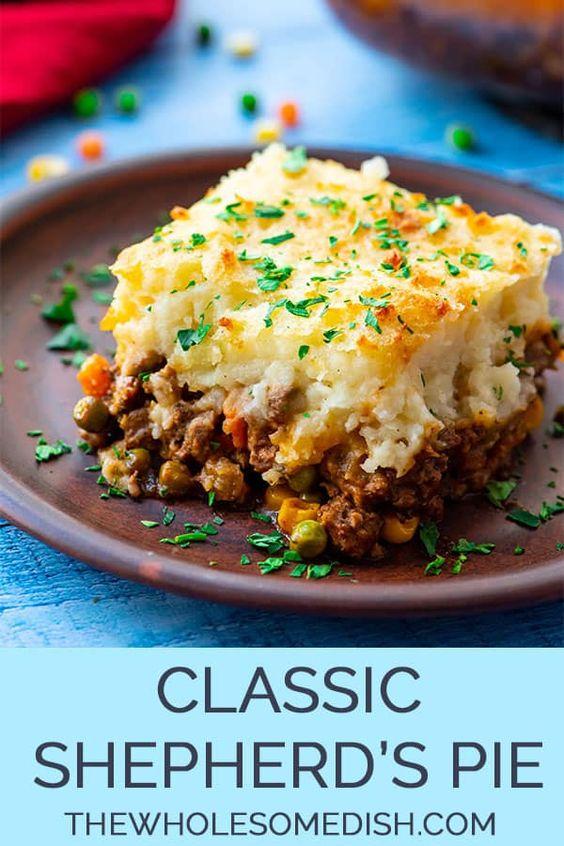 Best Classic Shepherd's Pie