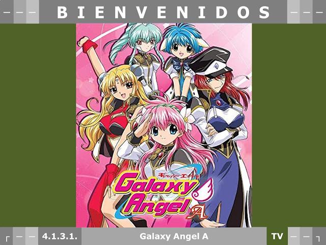 4 - Galaxy Angel A (TV) [versión 1] [DVDrip] [Dual] [2002] [13/13] [354 MB] - Anime no Ligero [Descargas]