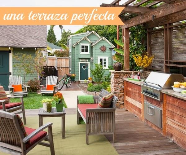 C mo dise ar una terraza perfecta con 4 zonas guia de Como disenar una terraza