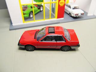 Tomica Limited Vintage  Honda Prelude XX