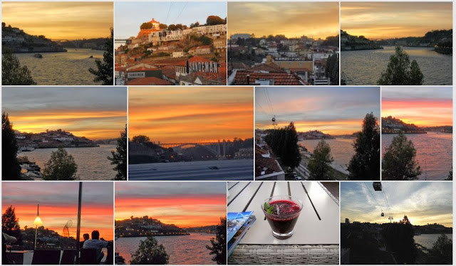 3-days in Porto - City Break in Porto - Sunset over the Douro River