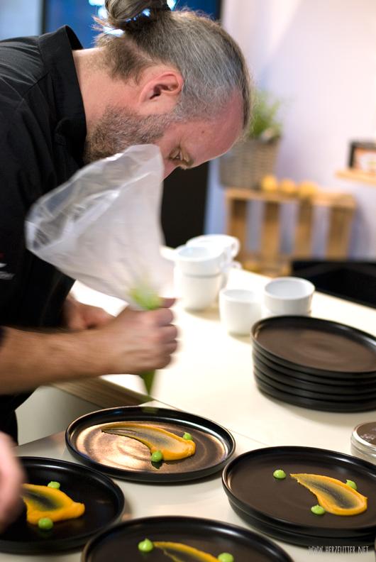 AEG Taste Academy mit Heiko Antoniewicz zum Thema Veggie Deluxe
