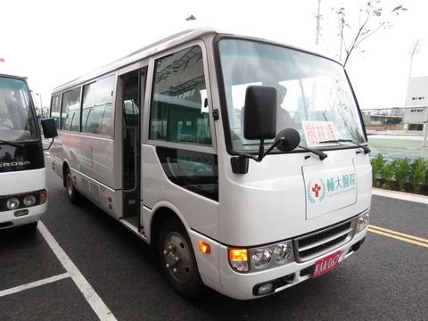 Buslover's 公車紀實記錄本: 20171213 輔大醫院 樹林線免費接駁車 搭乘記錄