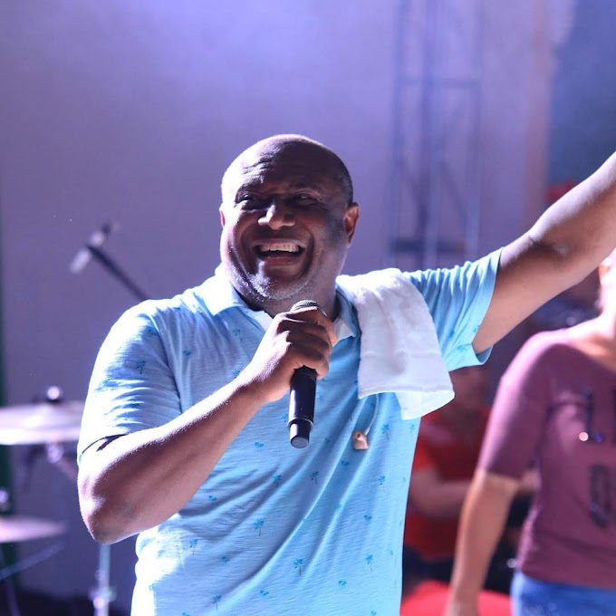 Morre o cantor gospel irmão Lázaro vítima da COVID-19, na noite dessa sexta-feira