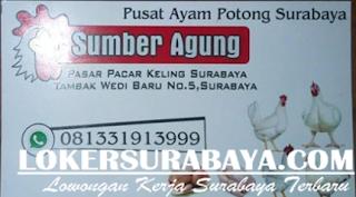 Karir Surabaya Terbaru di Sumber Agung Group Juni 2019