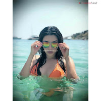 Shama Sikandar Sizzles in Bikini enjoying vacation in Mykonos July 2018    Exclusive Pics 001.jpg