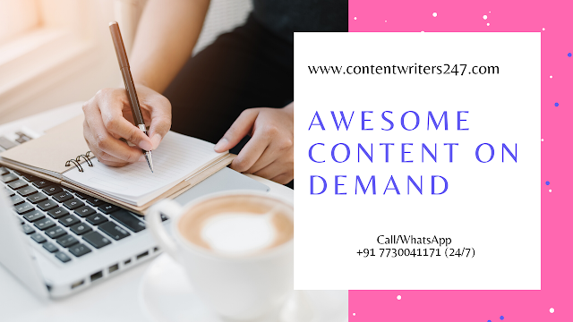 Content Writers In Bangalore