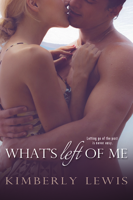 What's Left of Me Cover Reveal!