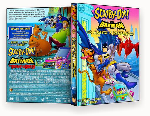 Scooby Doo & Batman Os Bravos E Destemidos 2018 – OFICIAL