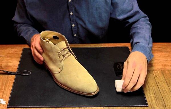 Mẹo làm sạch giày da nam đồi với từng loại da để đôi giày luôn mới