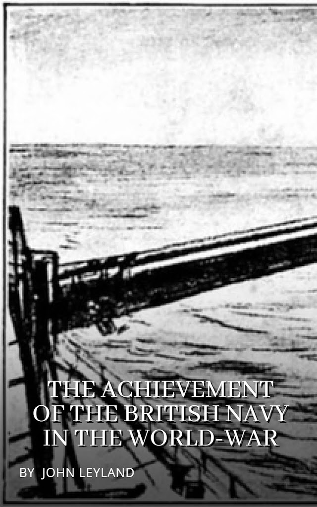 The Achievement of the British Navy in the World-War