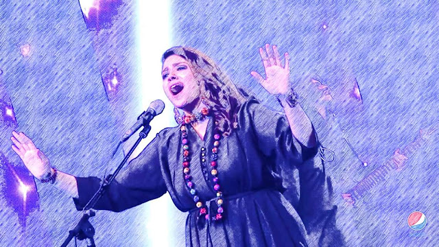 Nimra Rafiq is a Pakistani singer who performs with Sounds of Kolachi.