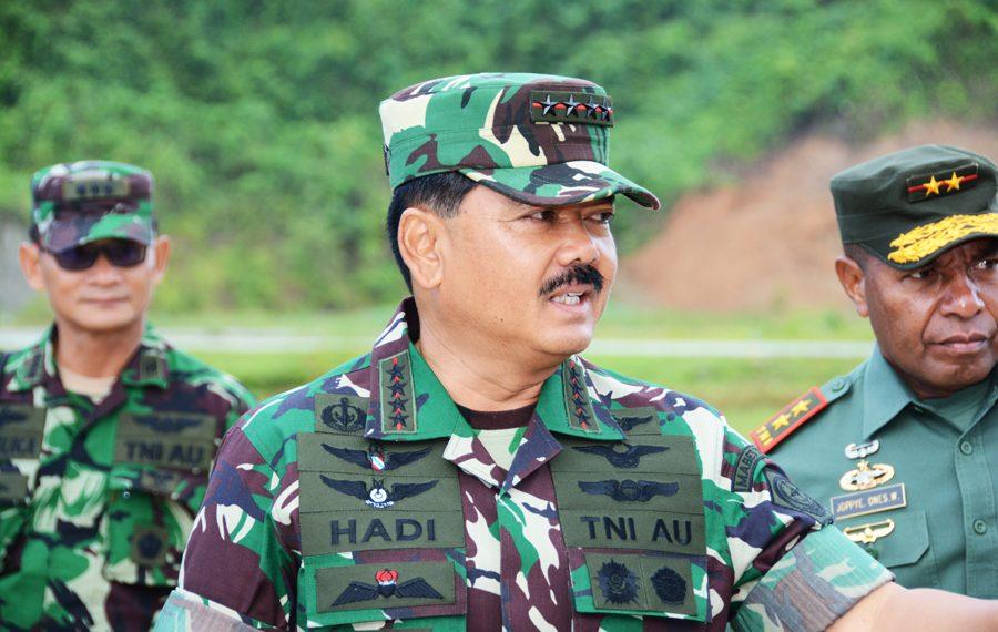 Panglima TNI: Prajurit Harus Netral di Pilkada 2020