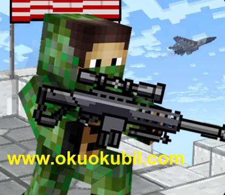 American Block Sniper Survival v1.71 Sınırsız Para Mod Apk İndir 2020