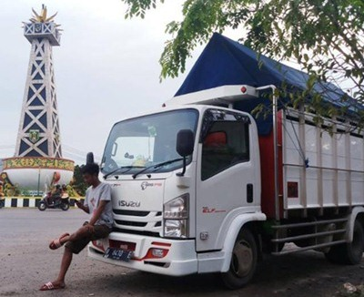 Sewa Truk Samarinda Surabaya