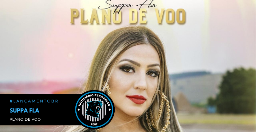 "A rapper Suppa Fla lança o single ""Plano de voo"""