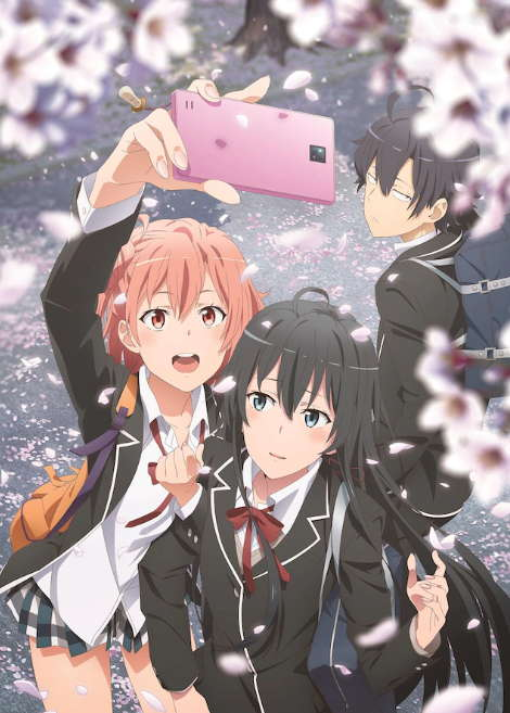 Anime Oregairu Season 3 Akan Dirilis Spring 2020. Inilah Teasernya!