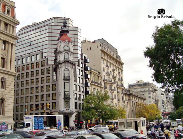 Edificios en Calle Talcahuano - Buenos Aires