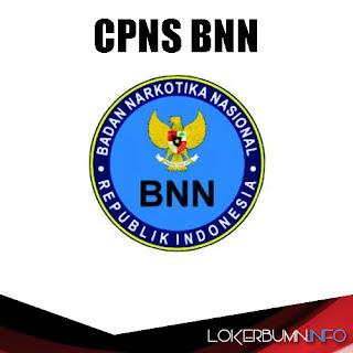 Lowongan Kerja CPNS Badan Narkotika Nasional (BNN) 2017 tersedia 275 Formasi
