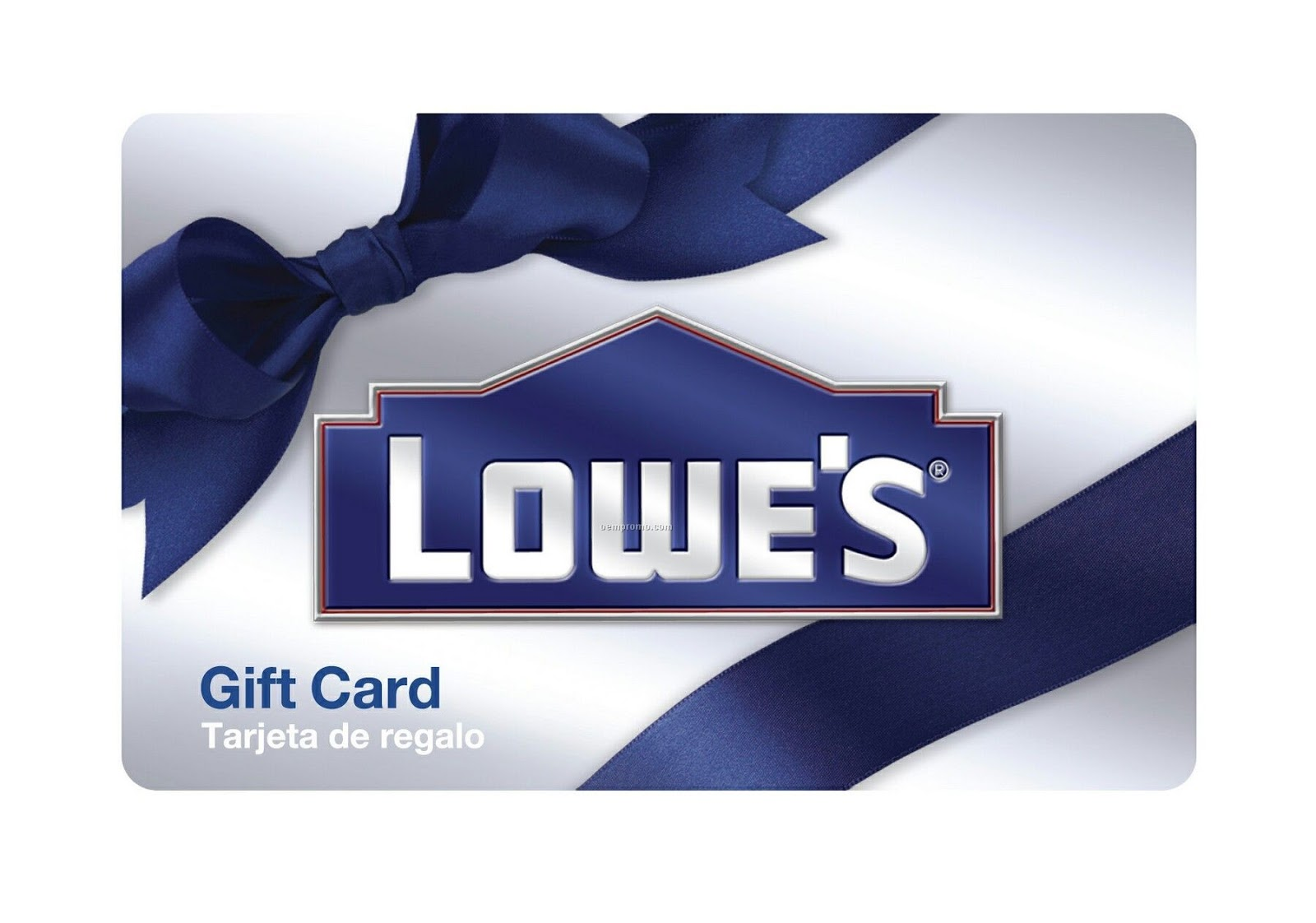 The Lowe's Gift Card Giveaway Winner Is... | Fun Home Things