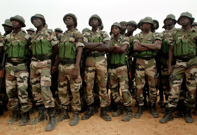 Nigerian army promotes Obasanjo's son, spokesman, 225 others