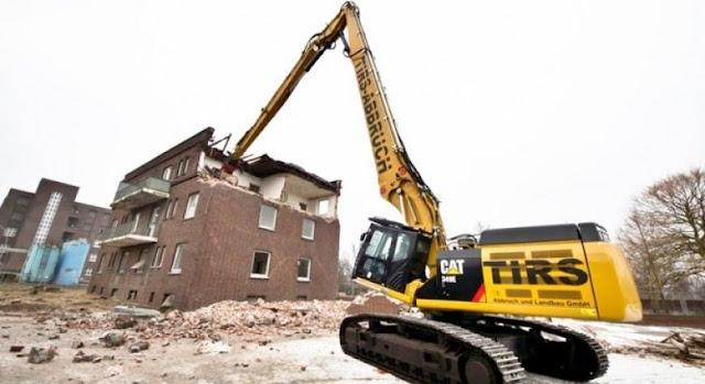 دليلك لهدم المباني القديمة ـ كم السعر وكيف يتم؟