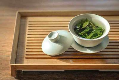 هل شرب الشاي الاخضر يخفض الضغط