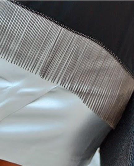 DIY personaliza un vestido con flecos