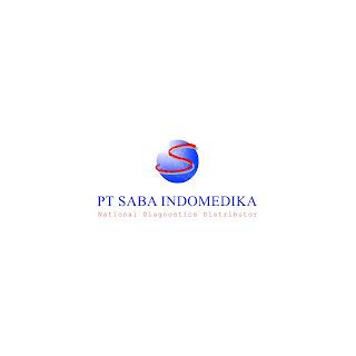 Lowongan Kerja PT. Saba Indomedika Terbaru