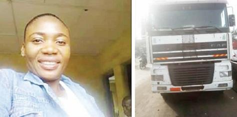 Image result for Truck Kills LASTMA Officer In Lagos