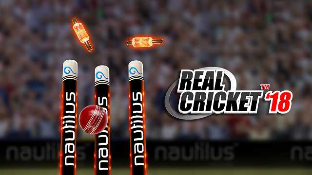 Real Cricket 18 v1.8 Apk Mod+Data [Dinheiro Infinito]