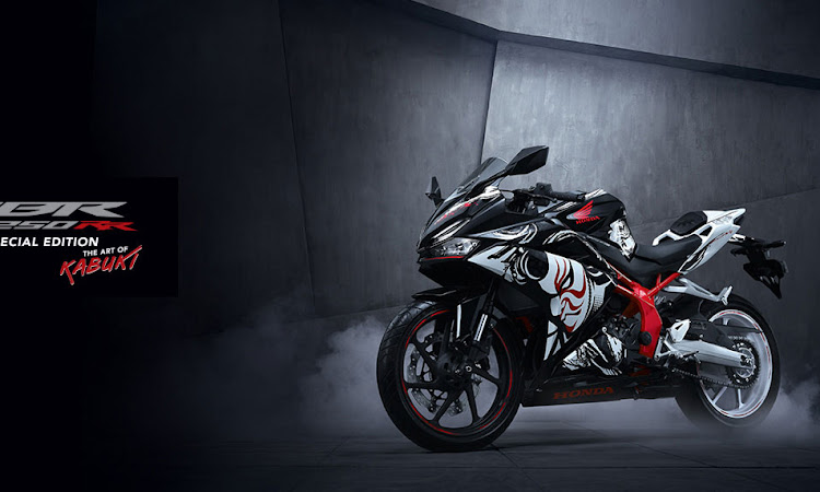Astra Motor Pontianak Rilis New Honda CBR 250 RR Special Edition the Art of Kabuki