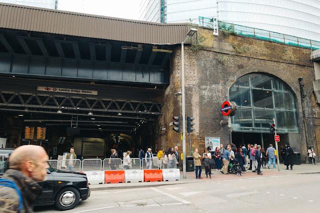 ロンドン・ブリッジ駅(London Bridge Station)