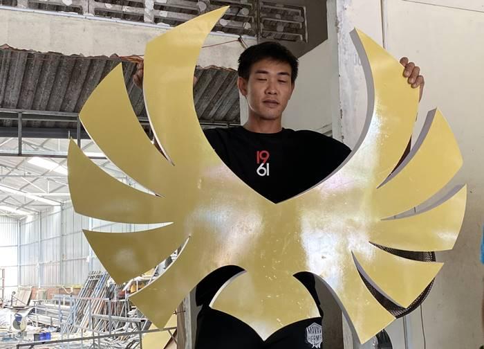 Bảng hiệu chữ Mica đèn Led đẹp nhất Phú Quốc