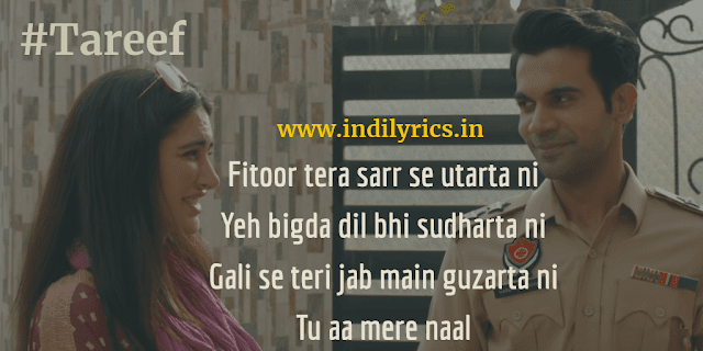 Tareef... Tu Aa Mere Naal | 5 Weddings | Full Audio Song Lyrics with English Translation and Real Meaning