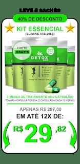 Detox Caps Funciona Mesmo? Como Tomar Detox Caps? Guia Completo do DETOX CAPS