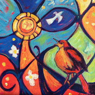 bird-in-window-clare-wassermann