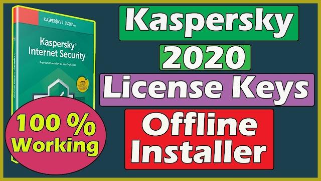 سريال كاسبر سكاي 2020 | 2020 Kaspersky Internet Security Key