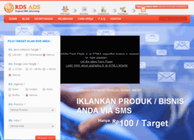 Iklan SMS Advertising Termurah Indonesia