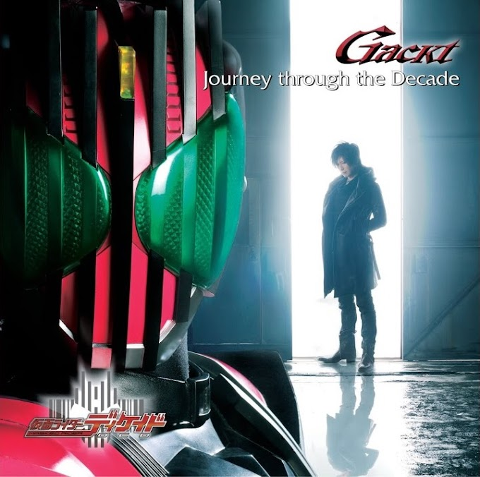 GACKT - Journey through the Decade