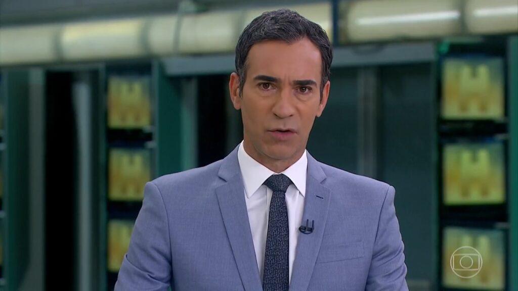 Globo perde audiência: Gottino vence César Tralli e Jornal Hoje perde liderança para a Record