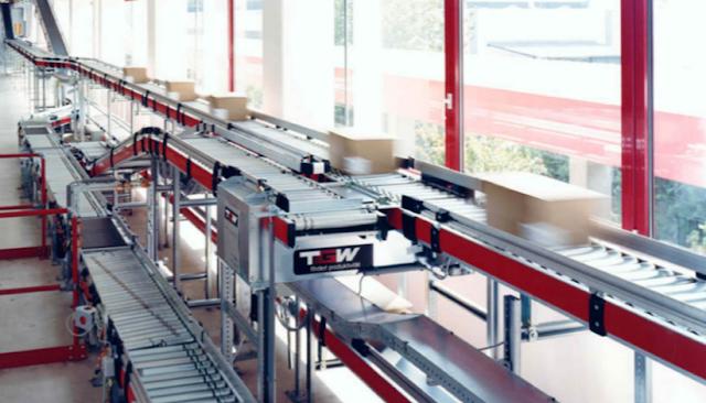 pabrik conveyor