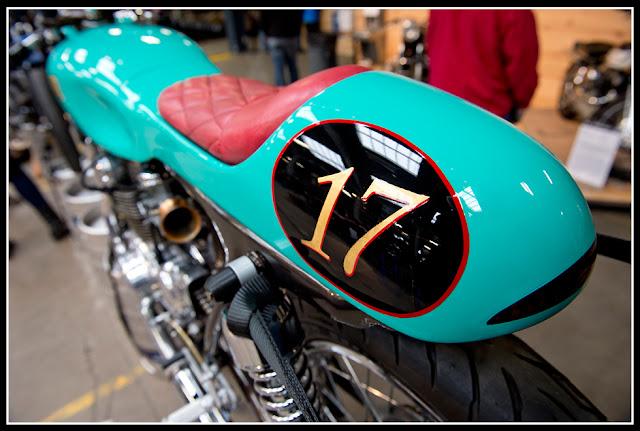 Garage Brewed Motorcycle Show; Motorcycles, Rheingeist Brewery; Cincinnati; Honda
