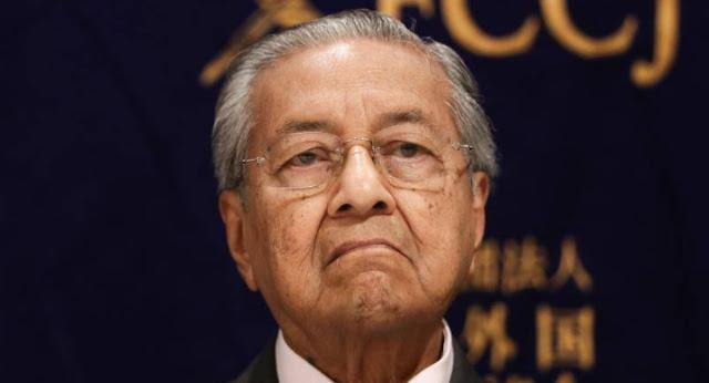 Mahathir menyesal lantik Tommy Thomas