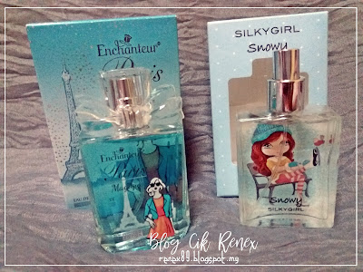 Enchanteur Paris Perfume