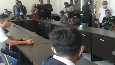 AGRA NTB Sebut Dewan Lotim Ragu Dukung Pembebasan Petani Elong-Elong